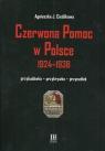 Czerwona Pomoc w Polsce 1924-1938 Przybudówka - przykrywka - przyczółek Cieślikowa J. Agnieszka