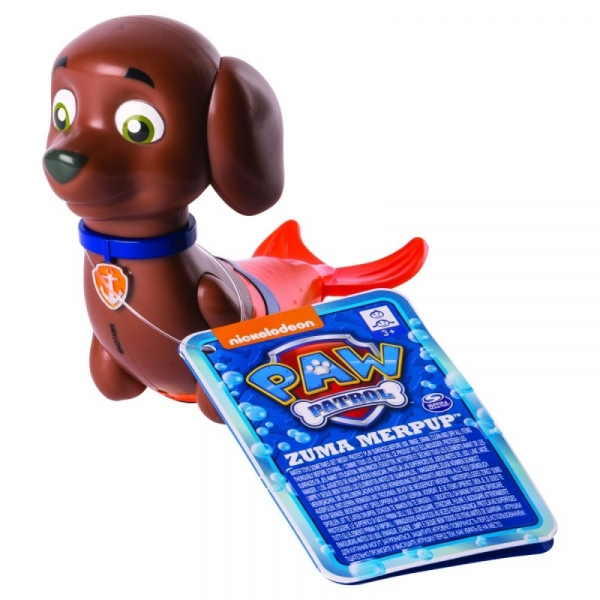 Psi Patrol figurka pływająca, Zuma (6031723/20073023)