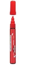 Marker akrylowy - czerwony TO-40022