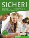 Sicher! C1.2 Kursbuch und Arbeitsbuch  CD