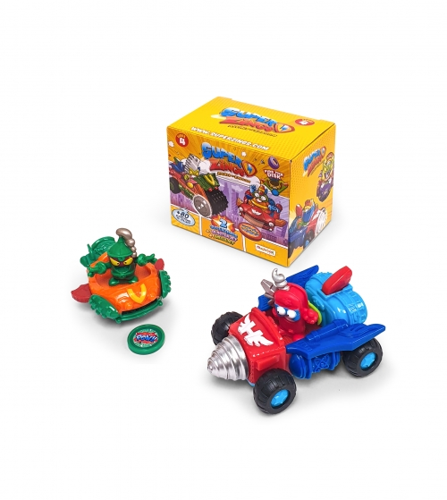 SuperZings 4 Dual Box