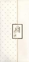 Karnet DL duży Ślub 2321 MIX