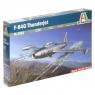 ITALERI F84 G Thunderjet (1321)