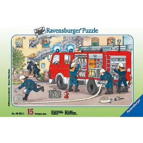 Puzzle 15 Straż pożarna (06 3215)