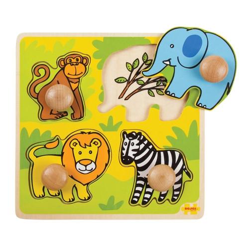 Moja Pierwsza Dopasowywanka Safari