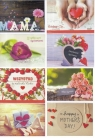 Karnet Dzień Matki B6 MIX AVANTI