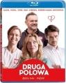 Druga połowa (Blu-ray) Łukasz Wiśniewski