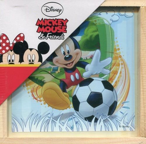 Klocki drewniane Myszka Miki i przyjaciele (1567215)