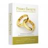 Pismo Święte Staregi i Nowego Testamentu. Biblia domowa z obwolutą Pamiątka Sakramentu Małżeństwa