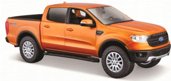 Ford Ranger 2019 1/27 Pomarańczowy (10131521/1)