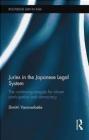 Juries in the Japanese Legal System Dimitri Vanoverbeke