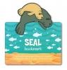 Zwierzęca zakładka do książki - Seal - Foka