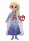 Maskotka Beanie Babies: Elsa z dźwiękiem 40cm - Frozen 2 (02406)