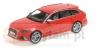 MINICHAMPS Audi RS6 Avant 2013 (red) (110012011)