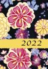 Terminarz Mikro 2022, kieszonkowy (T-MIKRO-06) mix
