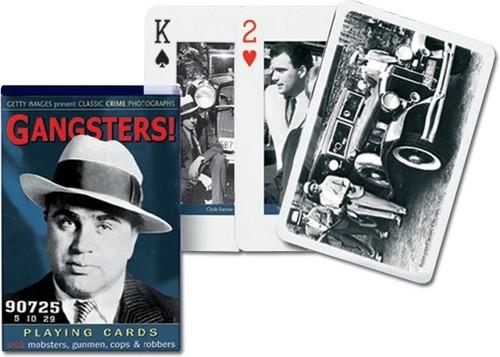 Karty do gry Piatnik 1 talia Gangsterzy