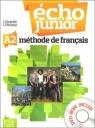 Echo Junior A2 Podręcznik z płytą DVD ROM Girardet J., Pecheur J.