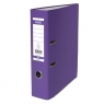 Segregator Bantex dźwigniowy A4/5cm - fioletowy (100551805)