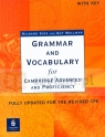 Grammar and Vocabulary for Cambridge Advanced and Proficiency with Key