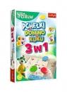 3w1 Pchełki + Domino + Kuku - Rodzina Treflików (01921)Wiek: 5+