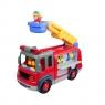 Auto straż pożarna pali się! (SP82921  AN01)
