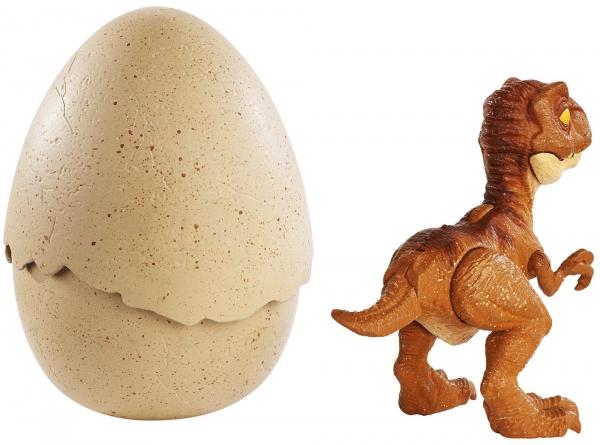 Jajkozaury: Wykluwający się dinozaur - Tyranozaur (FMB91/FMB93)