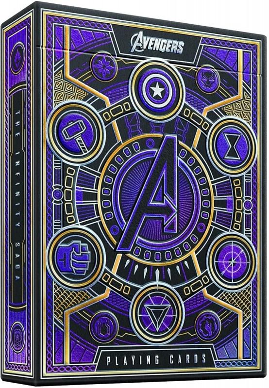 Karty Avengers Infinity Saga (05217)