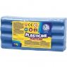 Plastelina Astra, 1 kg - niebieska (303111012)