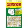 Plan miasta Częstochowa Wydawnictwo Piętka