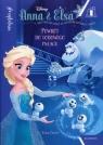 Anna i Elsa Powrót do Lodowego Pałacu Seria niebieska David Erica