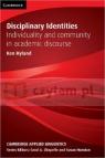 CAL Disciplinary Identities HB