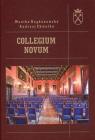 Collegium Novum  Bogdanowska Monika Chwalba Andrzej