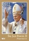 Kalendarz 2022 Św. Jan Paweł II. Portrety praca zbiorowa