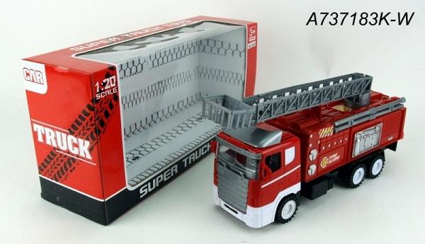 Auto straż z napędem (BF098461)