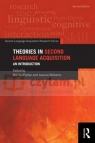 Theories in Second Language Acquisition. An Introduction. 2nd ed VanPatten, Bill