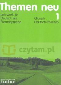 Themen neu 1 Glossar Deutsch - Polnisch Staniek Andreas