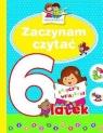 Zaczynam czytać 6-latek. Mali geniusze Aleksander Fredro, Urszula Kozłowska