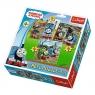 Puzzle 3w1  Tomek rusza do akcji (34821)