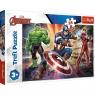 Trefl, Puzzle Maxi 24: W świecie Avengersów (14321)