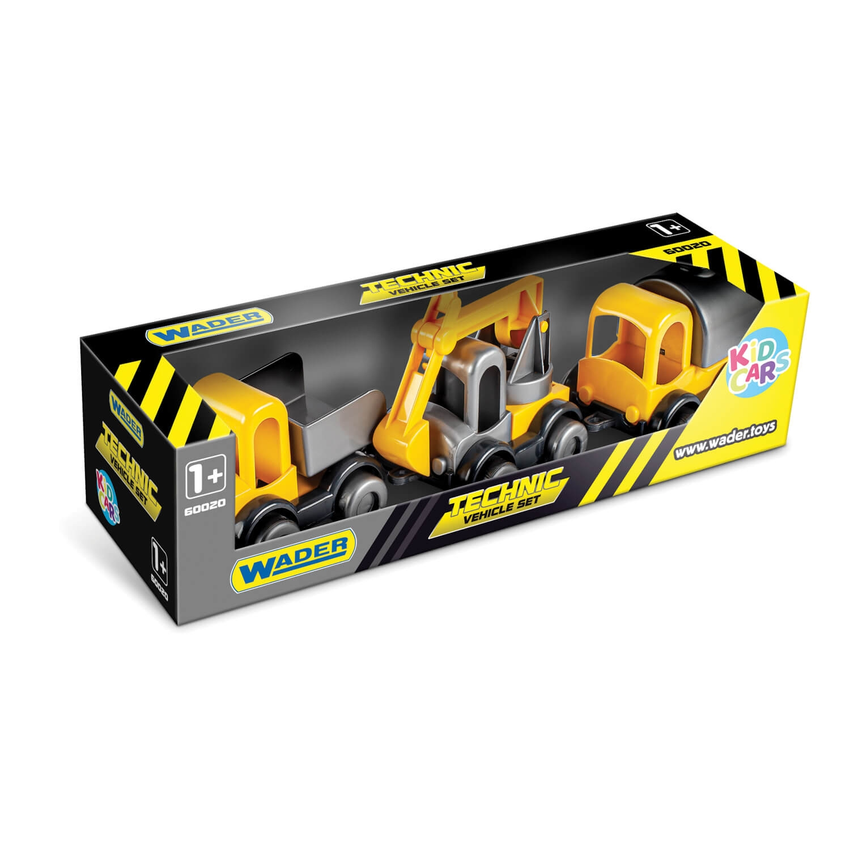 Kid Cars budowa (60021)