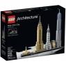 Lego Architecture: New York City (21028) Wiek: 12+