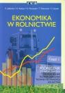 Ekonomika w rolnictwie Podręcznik Część 1