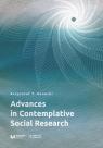 Advances in Contemplative Social Research Konecki Krzysztof T.