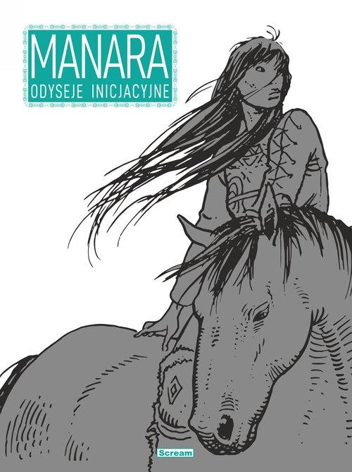 Manara - Odyseje Inicjacyjne Manara Milo