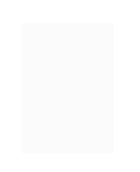 Arkusze piankowe 20x29cm 10 arkuszy białe