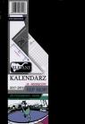 Kalendarz Hip Hop czarny A5 tyg. 2017/2019