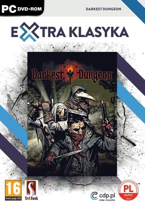 Extra Klasyka Darkest Dungeon
