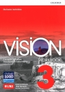 Vision 3. Zeszyt ćwiczeń + online practice