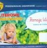 Literowe zabawianki Poznaję litery Szablony dla 5-latkówPrzedszkole