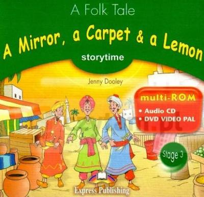 Mirror, a Carpet & a Lemon Multi-ROM Jenny Dooley